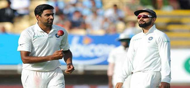 England slump as India strike back in final session