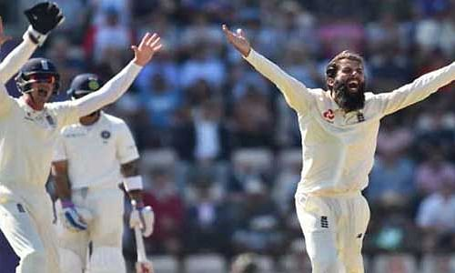 England wins the 4th Test by 60 runs and wraps up series