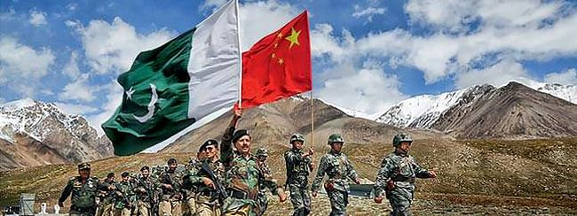 """China says military ties """"backbone"""" to relations with Pakistan"""