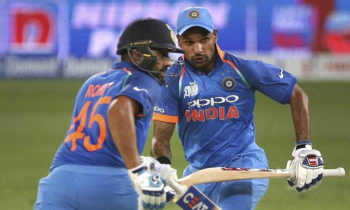 Asia Cup: Rohit, Dhawan guide India to massive win against Pakistan