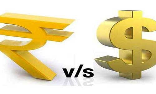 Rupee opens up by 26 paise against USD