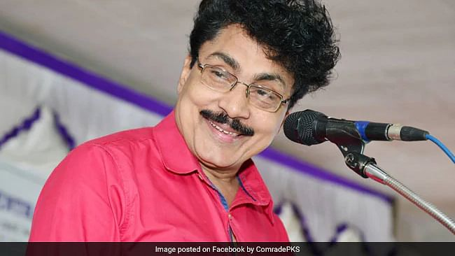 CPIM may spare MLA Sasi in sexual assault case; probe team chief Balan to share dais with 'accused'