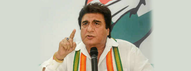 Raj Babbar likely to contest from Lucknow