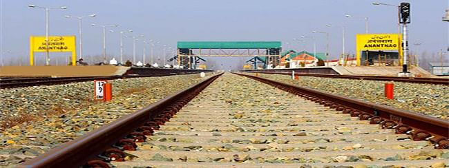 Train service suspended in north Kashmir for security reasons