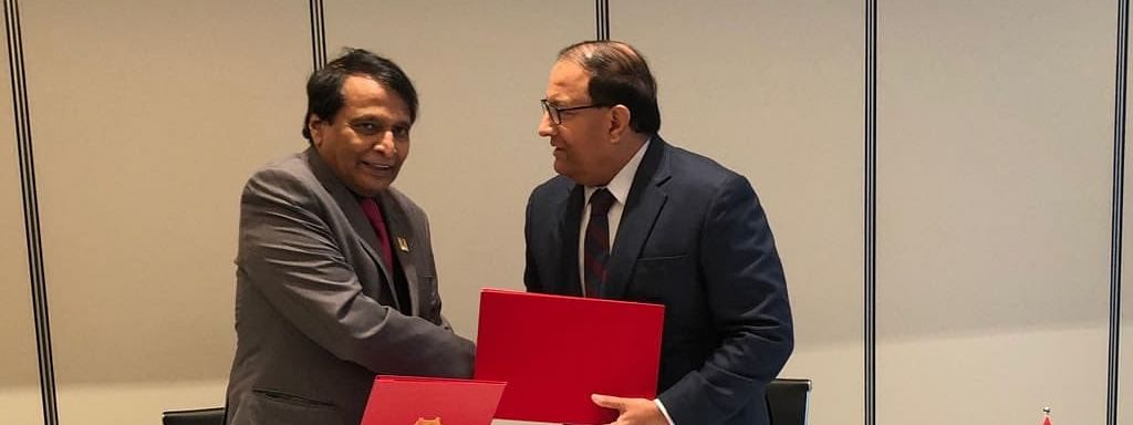 India, Singapore launch 3rd review of CECA