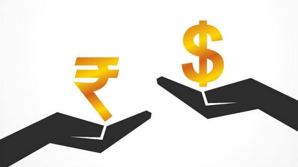 Rupee falls by 4 paise against USD