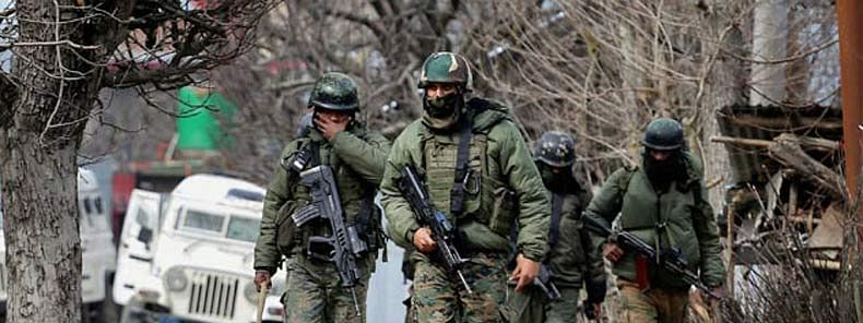 2 militants killed in encounter with security forces in Budgam