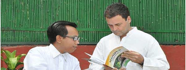 Rahul asks Bupenda to carry Congress's fishery vision in NE