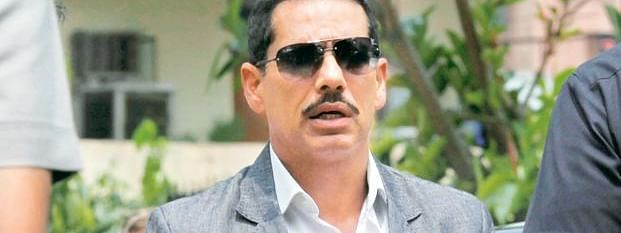 Vadra leaves midway ED questioning, citing bad health