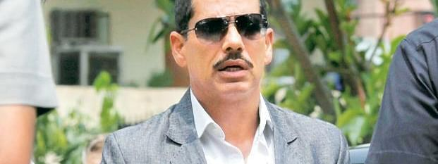 Robert Vadra hits back at BJP, brings in 56 inch reference to slam PM Modi on Rafale