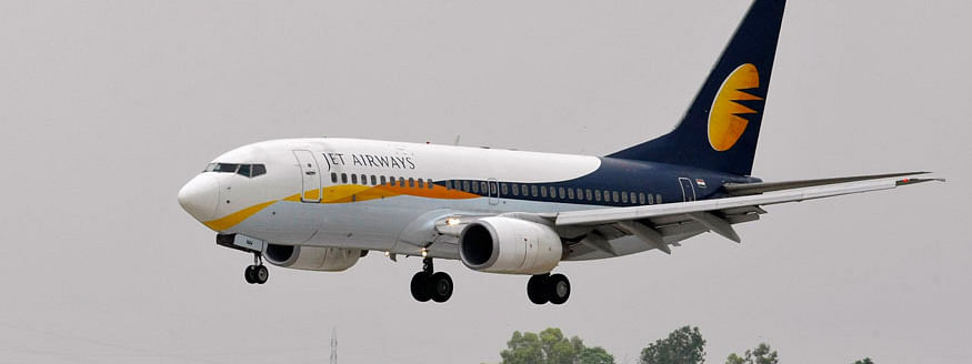 Jet Airways' offers 50 pc discount on tickets