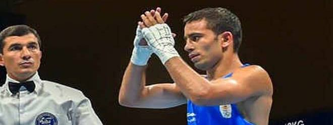 Asian Games : Amit Panghal clinches gold in Boxing