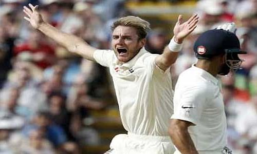 5th Test: India struggling at 174 for 6 in reply to England's 332