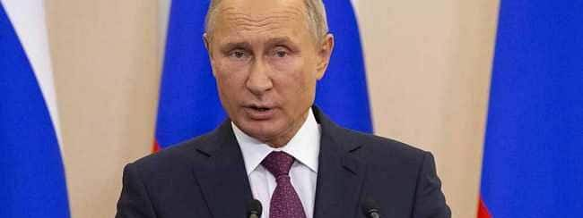 Putin seeks to defuse Israel crisis after Russian plane downing