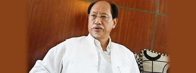 Camping in Delhi for funds, flood help: Naga CM says Peace talks on track