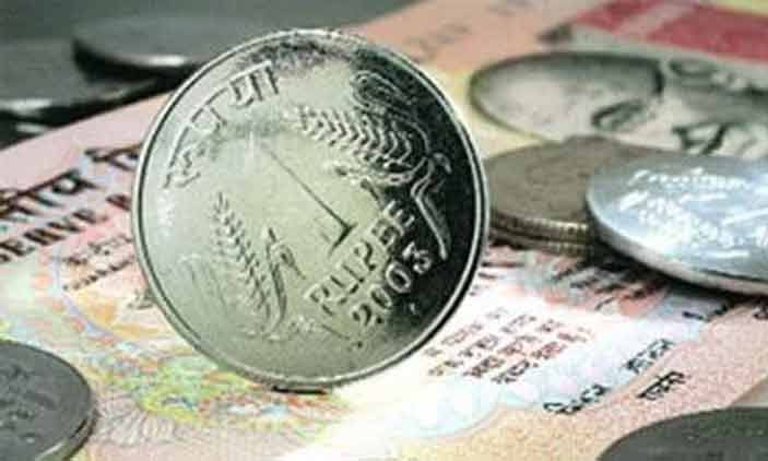 Rupee falls 43 paise against USD