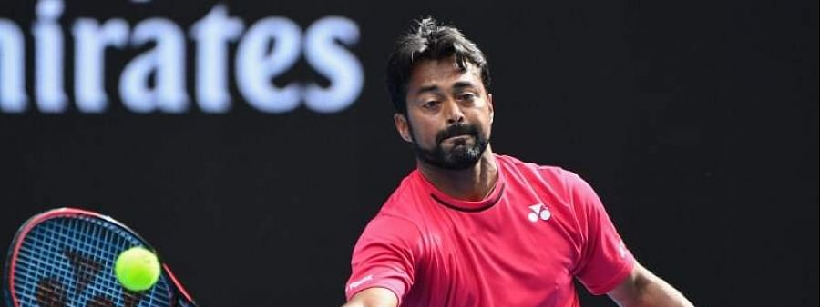 Leander Paes loses doubles first round in Chengdu Open