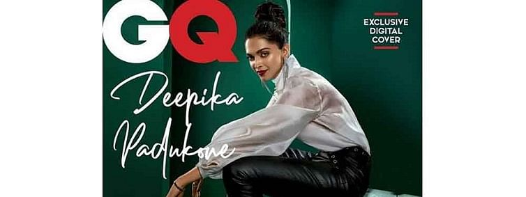 Deepika Padukone slays GQ cover as 'Creative Personality' of the year