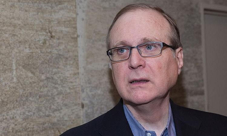Microsoft's Co-founder Paul Allen dies at 65