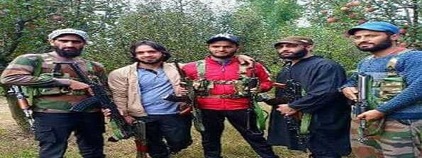 SPO who decamped with 7 rifles joins HM