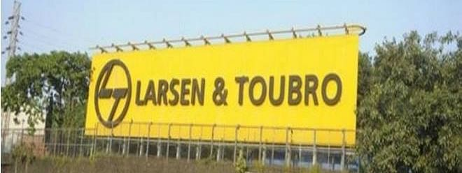 L&T declines by 2.19 pc to Rs 1291.35