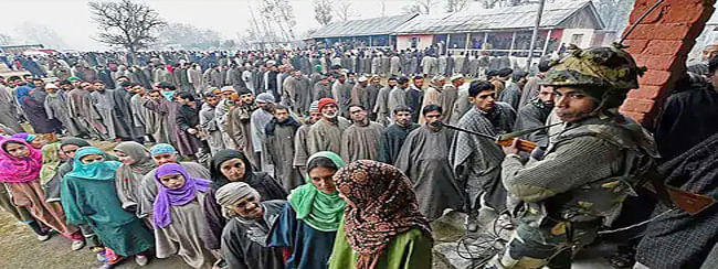 J&K local body polls: Voting for 1st phase begins today