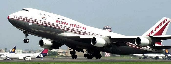 Air India passengers remained stranded at Trichy for over 24 hrs