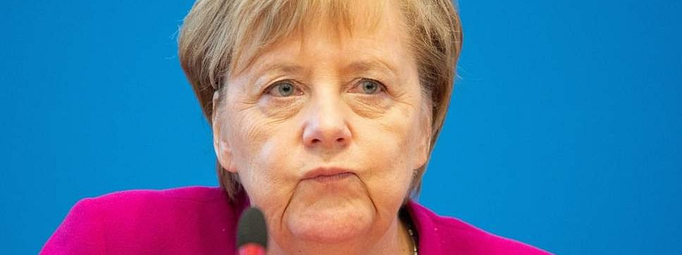 German Chancellor supports sanctions against Russia