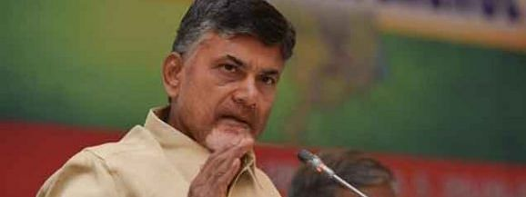 YSRCP compels TDP MLA to quit by registering false cases: Naidu