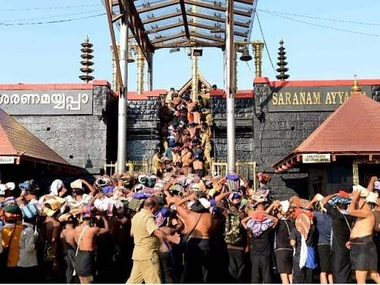 Panel finds gross violation of Sabarimala masterplan, SC to consider issue on Friday