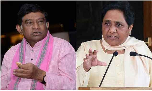 Ajit Jogi pitches for Mayawati as Prime Minister