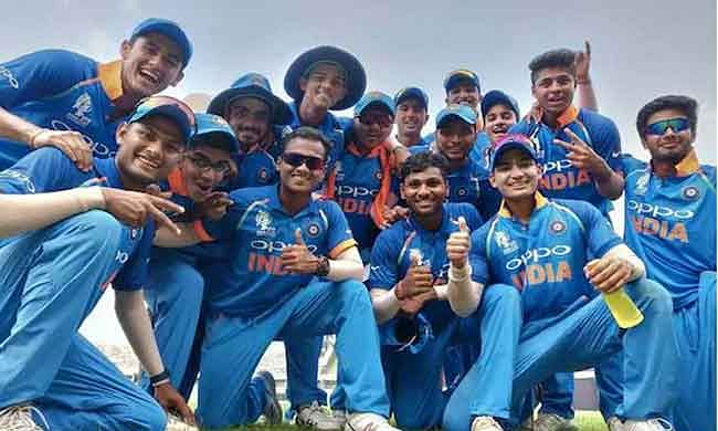 India U-19 cricket team crowned champions of Asia Cup
