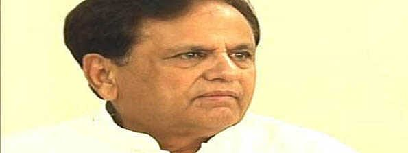 Ahmed Patel writes to PM on death of lions at Guj's Gir national park