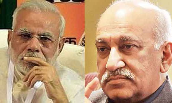 Modi took final call on MJ Akbar; Doval conveyed PM's mind