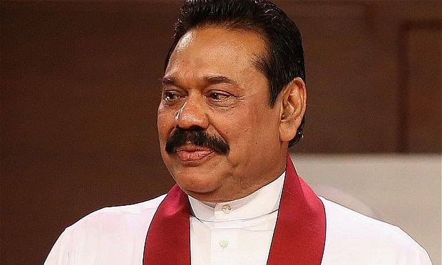 Rajapaksa hints at freeing Tamil prisoners
