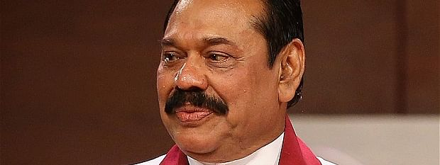 Lanka Court restrains Rajapaksa from acting as PM