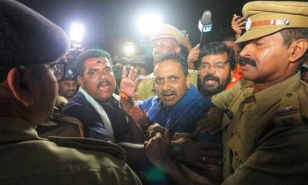 Surendran Detention: Kerala BJP observes 'Protest Day' today