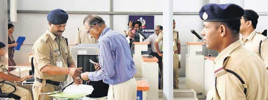 Threat to blow up Shirdi Airport, security tightened