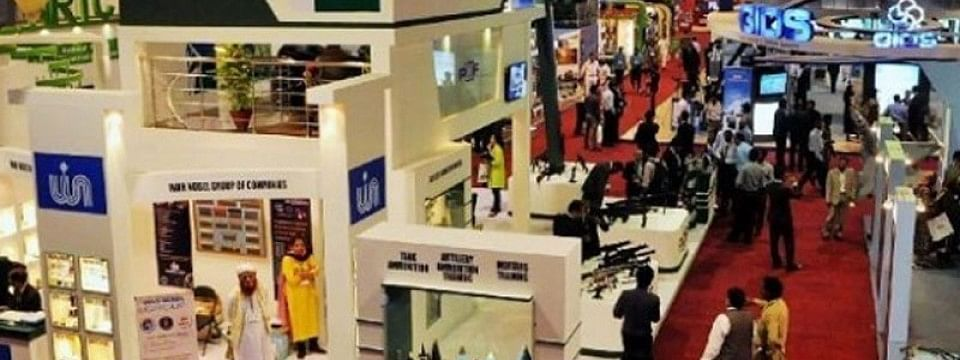 Int'l Defence Exhibition IDEAS-2018 begins from today