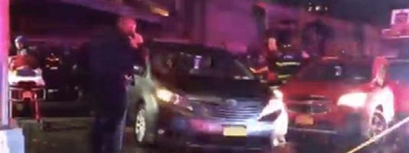 1 killed, 6 injured as vehicle ploughs into crowds in NYC