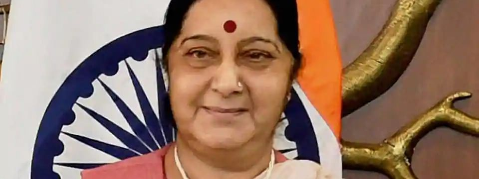 Sushma Swaraj to embark on a two-day visit to Laos