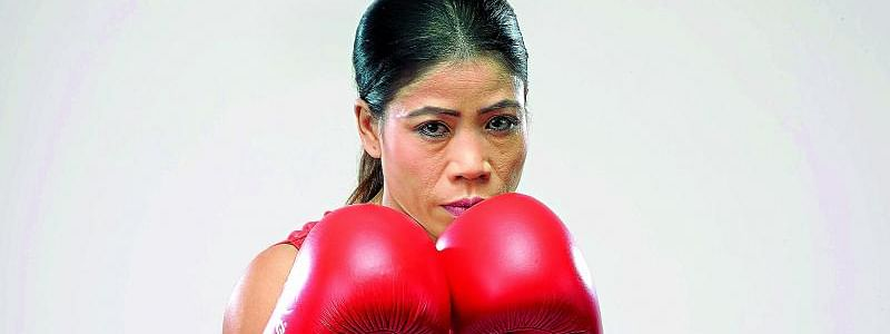 Mary Kom extends commercial contract with IOS