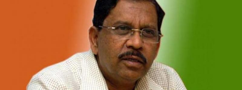DCM Parameshwara disappointed over ignoring sitting Cong MP in Tumakuru