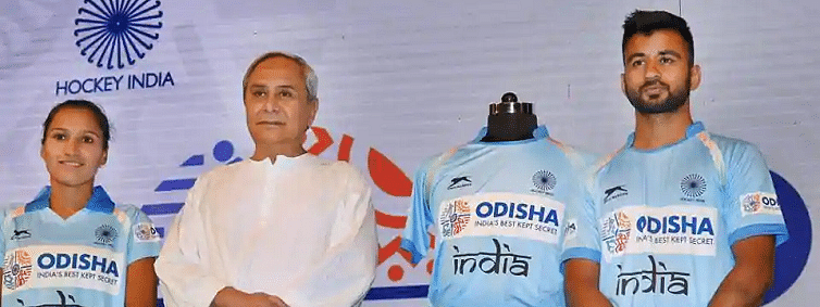 Hockey India congratulates Shri Naveen Patnaik