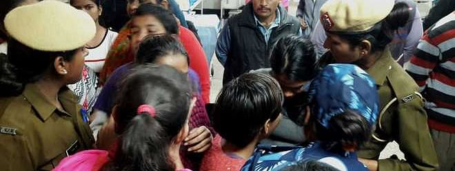 25 kids rescued from mercy home