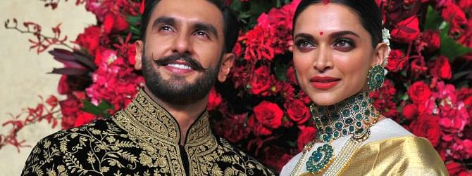 Who's who of Bengaluru attend DeepVeer's reception at Leela Palace