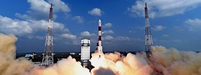 ISRO launches observation satellite