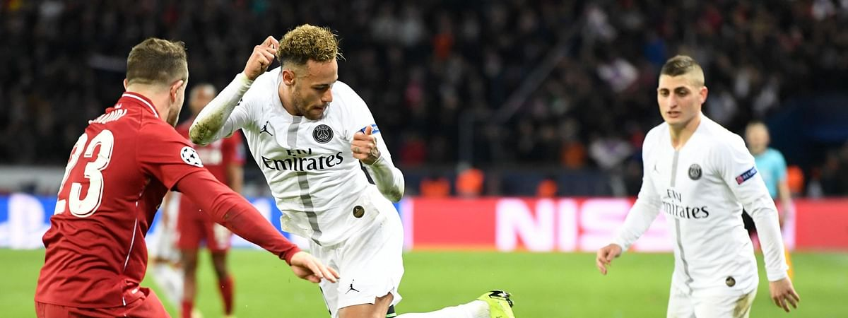 PSG beat Liverpool, keep knockout qualification alive in Champions League