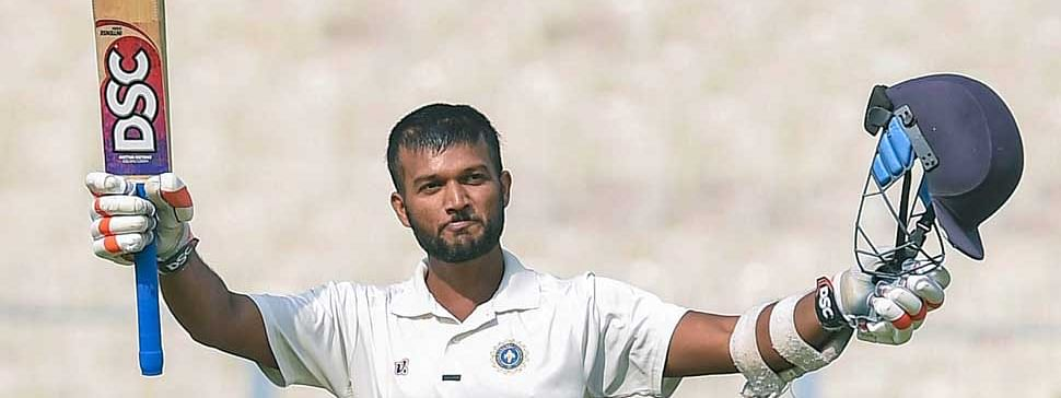 Jalal Saxena's first ton at Eden gives Kerala a huge lead against Bengal in Ranji Trophy