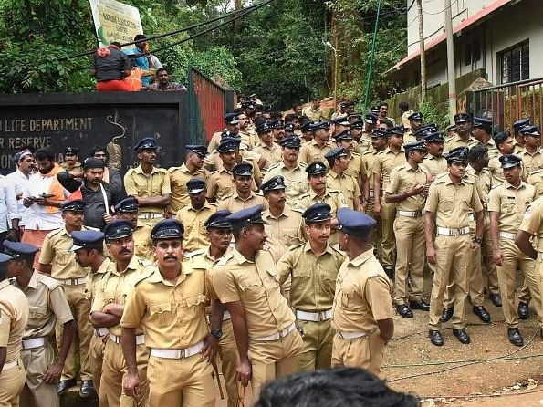 Sabarimala: Law and order gains precedence over faith; 5,000 cops to take on protestors